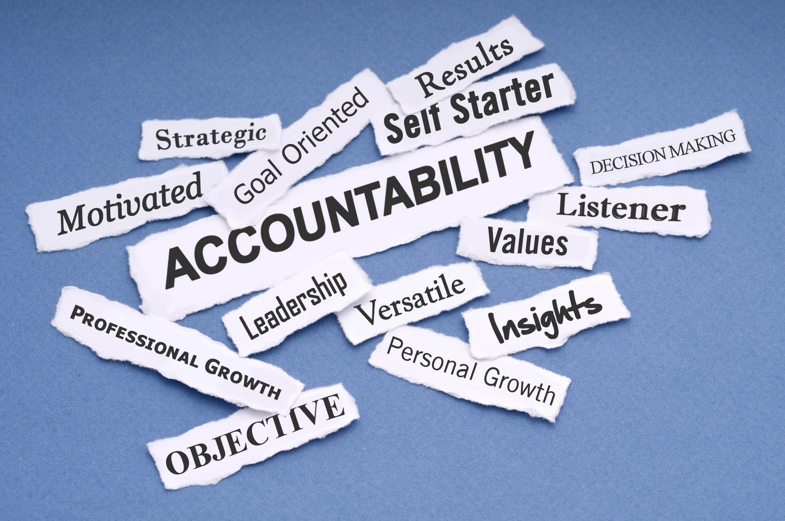 company policy and accountablity Build employee and workplace accountability as you build your business  by  increasing accountability with a policy of acceptance and remediation, mistakes.