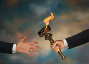 Passing on the torch in your business