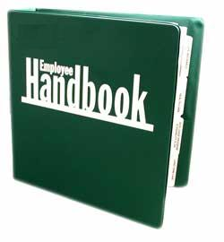 how to create an employee handbook for hr procedures