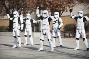 stormtroopers company culture twerking