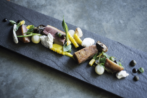 best business lunches in SF
