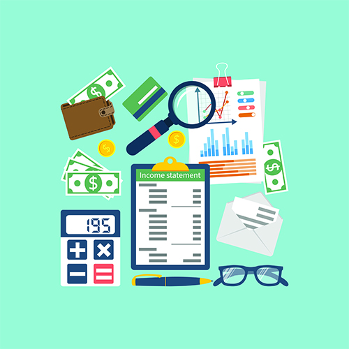 pro forma income and financial statement