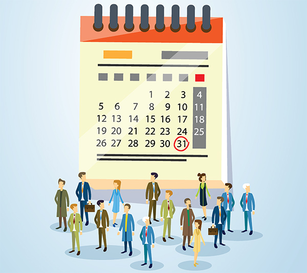 employee holiday time off management